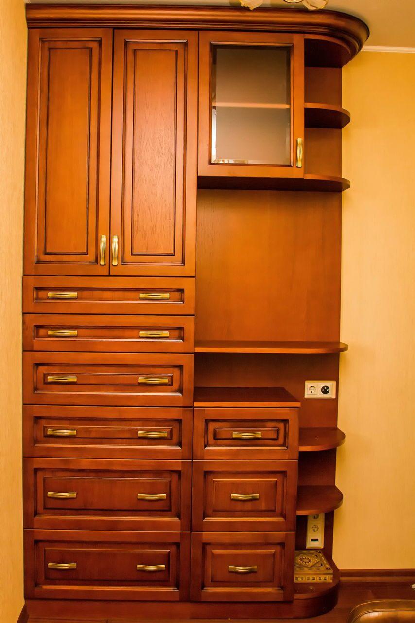 Шкафы под заказ, изготовление шкафов на заказ по размерам за.